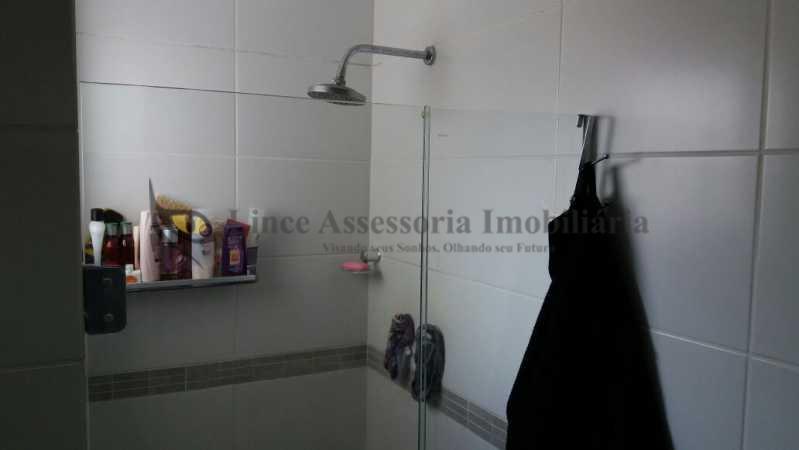 Banheiro suíte - Cobertura Tijuca,Norte,Rio de Janeiro,RJ À Venda,2 Quartos,170m² - PACO20039 - 10