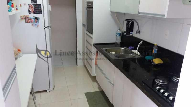 Copa cozinha   - Cobertura Tijuca,Norte,Rio de Janeiro,RJ À Venda,2 Quartos,170m² - PACO20039 - 15