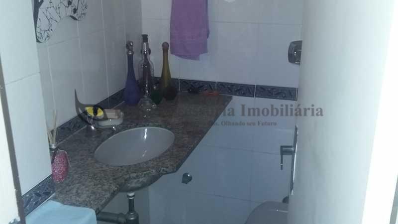 LAVABO - Apartamento 4 quartos à venda Tijuca, Norte,Rio de Janeiro - R$ 1.400.000 - ADAP40065 - 16