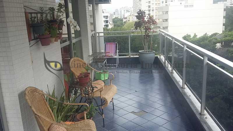 VARANDAO - Apartamento 4 quartos à venda Tijuca, Norte,Rio de Janeiro - R$ 1.400.000 - ADAP40065 - 1