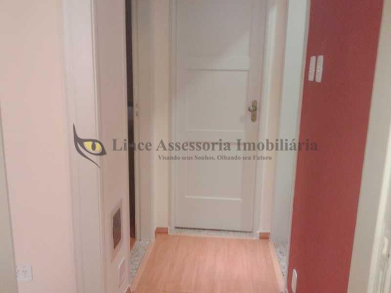 circulação 1.1 - Apartamento 3 quartos à venda Tijuca, Norte,Rio de Janeiro - R$ 470.000 - TAAP30506 - 6