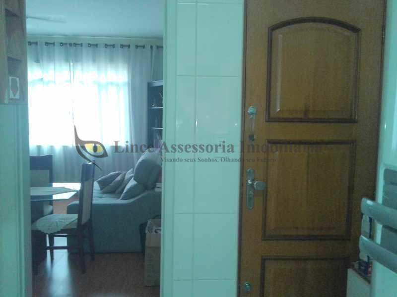 hall 1 - Apartamento 3 quartos à venda Tijuca, Norte,Rio de Janeiro - R$ 470.000 - TAAP30506 - 7