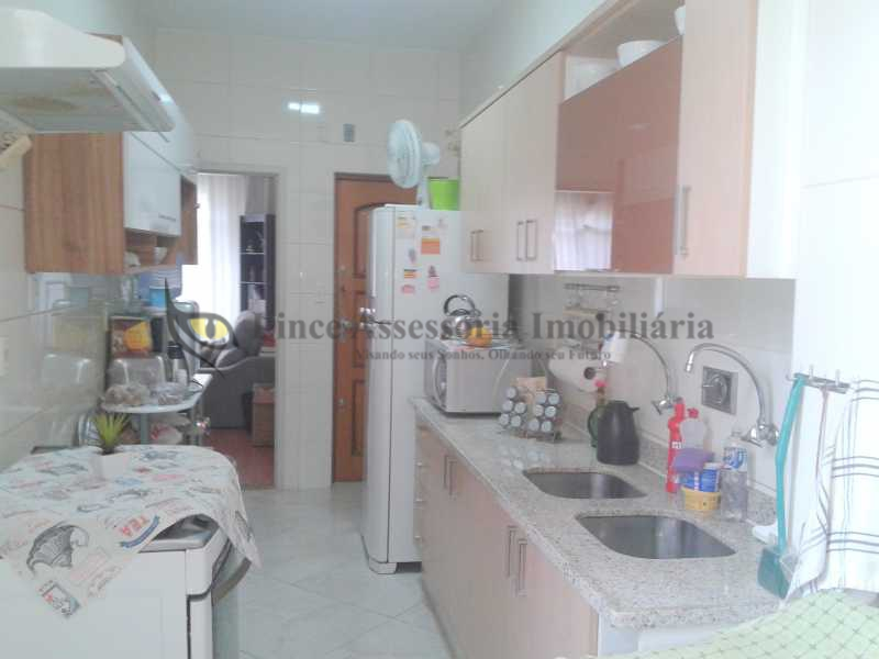 cozinha 1.1 - Apartamento 3 quartos à venda Tijuca, Norte,Rio de Janeiro - R$ 470.000 - TAAP30506 - 22