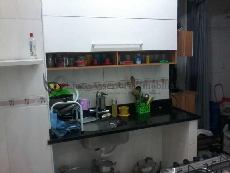 cozinha 1.1 - Apartamento 2 quartos à venda Vila Isabel, Norte,Rio de Janeiro - R$ 245.000 - ADAP20755 - 8