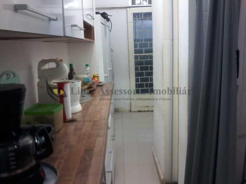cozinha 1 - Apartamento 2 quartos à venda Vila Isabel, Norte,Rio de Janeiro - R$ 245.000 - ADAP20755 - 7