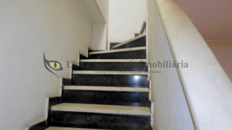 escada - Casa de Vila 5 quartos à venda Maracanã, Norte,Rio de Janeiro - R$ 349.000 - TACV50003 - 25