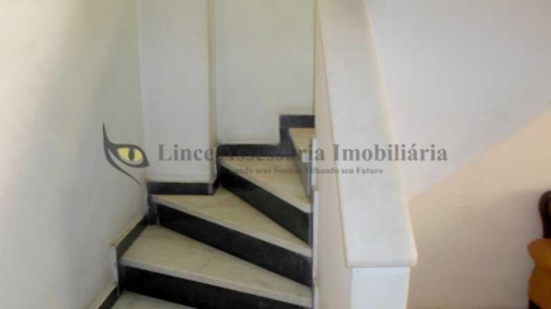 escada - Casa de Vila 5 quartos à venda Maracanã, Norte,Rio de Janeiro - R$ 349.000 - TACV50003 - 27