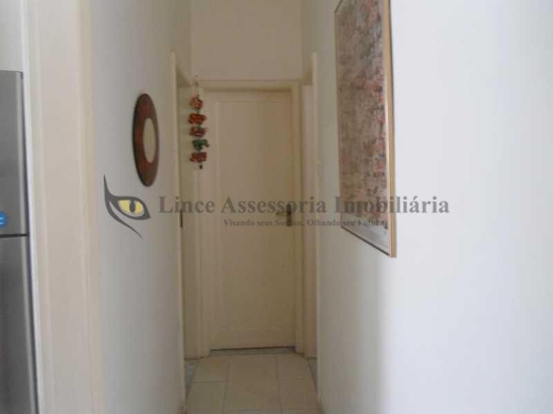 corredor para os quartos  - Apartamento 2 quartos à venda Grajaú, Norte,Rio de Janeiro - R$ 350.000 - TAAP20938 - 7
