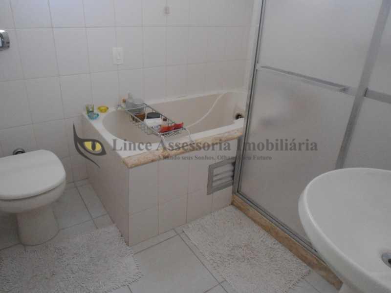 banheiro social  - Apartamento 2 quartos à venda Grajaú, Norte,Rio de Janeiro - R$ 350.000 - TAAP20938 - 16
