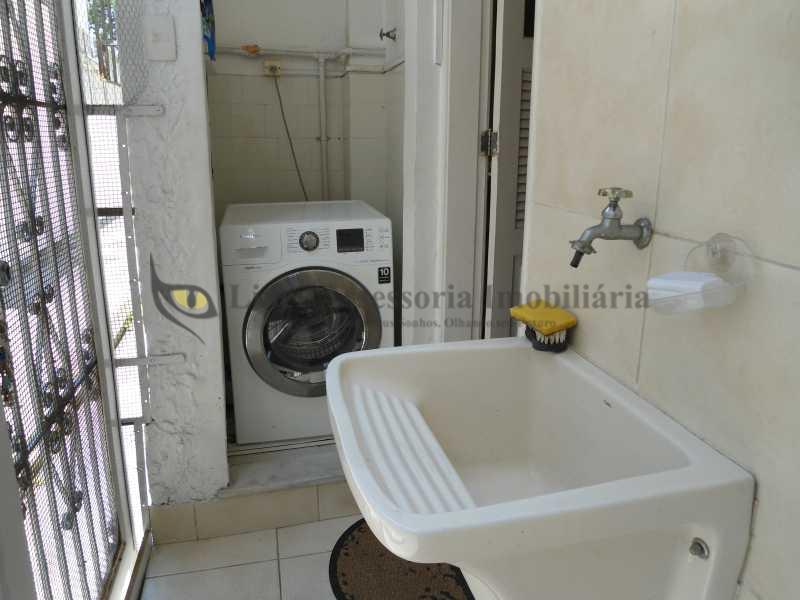 area de servico  - Apartamento 2 quartos à venda Grajaú, Norte,Rio de Janeiro - R$ 350.000 - TAAP20938 - 27