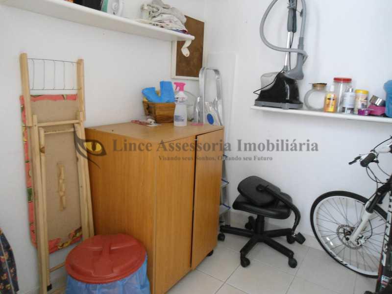 quarto de empregada - Apartamento 2 quartos à venda Grajaú, Norte,Rio de Janeiro - R$ 350.000 - TAAP20938 - 29