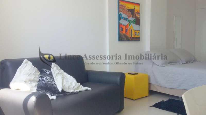 sala quarto - Kitnet/Conjugado 40m² à venda Copacabana, Sul,Rio de Janeiro - R$ 1.249.000 - TAKI00034 - 3
