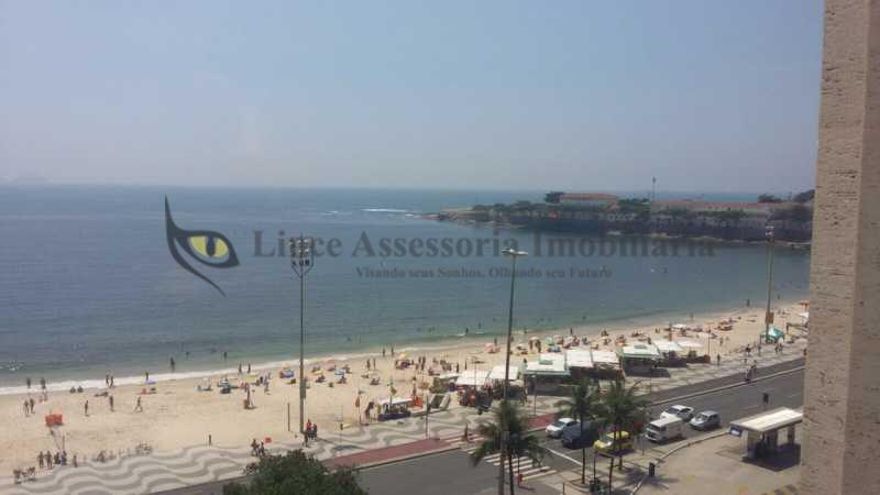 vista - Kitnet/Conjugado 40m² à venda Copacabana, Sul,Rio de Janeiro - R$ 1.249.000 - TAKI00034 - 1