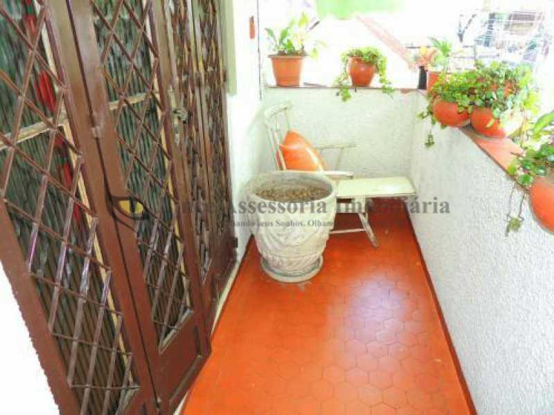 varanda - Apartamento 3 quartos à venda Grajaú, Norte,Rio de Janeiro - R$ 500.000 - TAAP30519 - 16