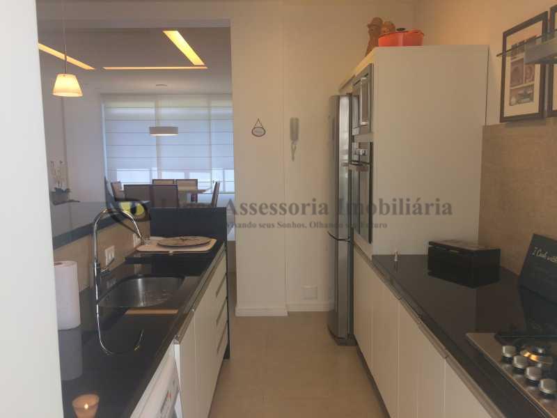 16 COZINHA 1 - Apartamento Ipanema, Sul,Rio de Janeiro, RJ À Venda, 2 Quartos, 127m² - IAAP20923 - 16