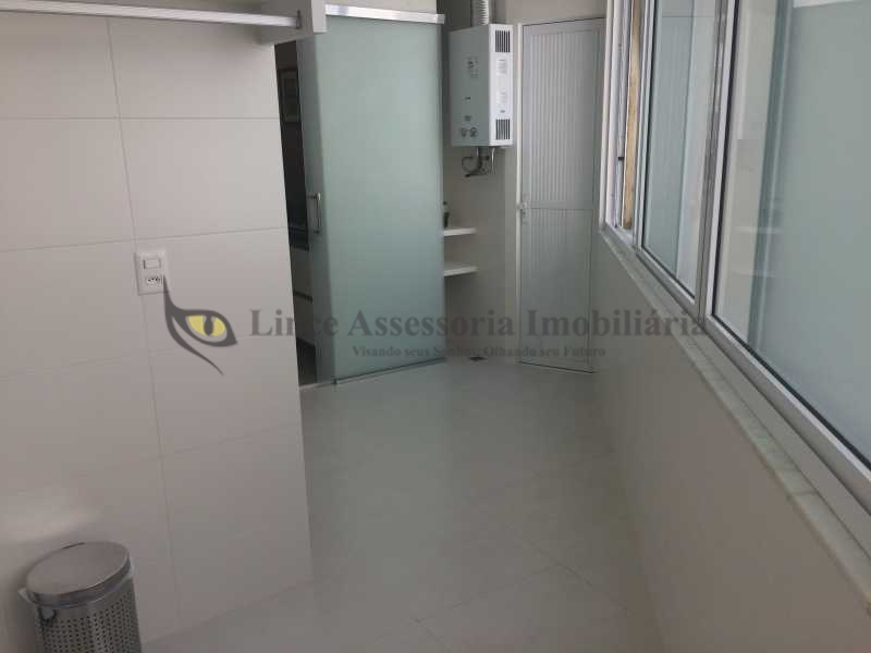 18 ÁREA DE SERVIÇO 1 - Apartamento Ipanema, Sul,Rio de Janeiro, RJ À Venda, 2 Quartos, 127m² - IAAP20923 - 18
