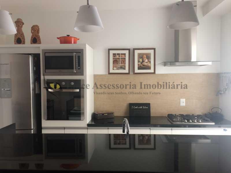 23 COZINHA AMERICANA - Apartamento Ipanema, Sul,Rio de Janeiro, RJ À Venda, 2 Quartos, 127m² - IAAP20923 - 17