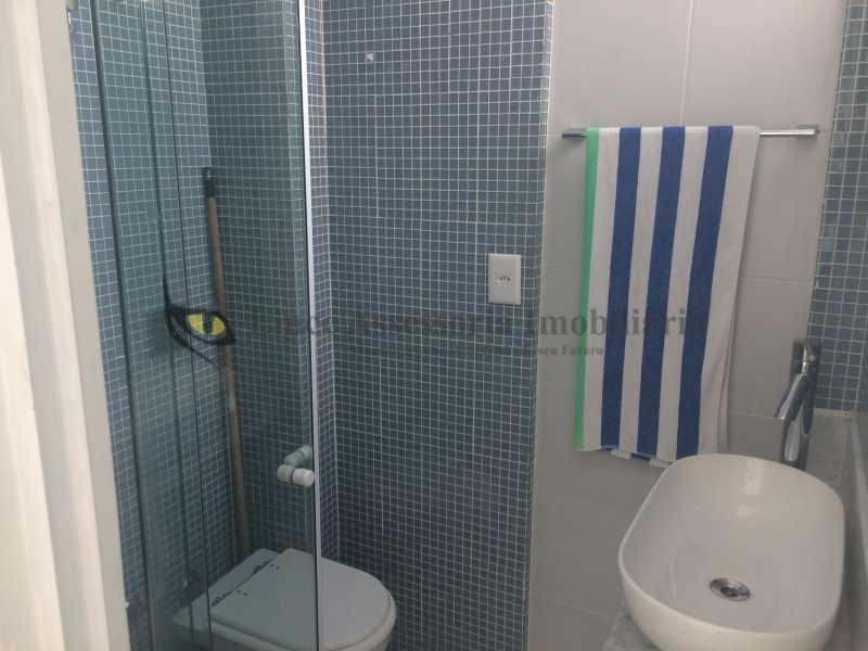 29 BANHEIRO DE EMPREGADA - Apartamento Ipanema, Sul,Rio de Janeiro, RJ À Venda, 2 Quartos, 127m² - IAAP20923 - 29