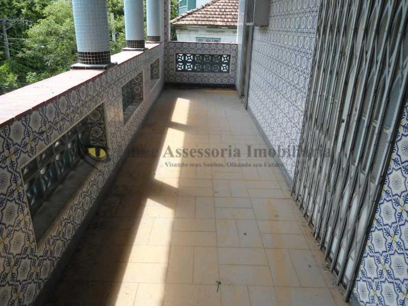 varanda 2 - Casa 9 quartos à venda Tijuca, Norte,Rio de Janeiro - R$ 2.900.000 - TACA90002 - 3