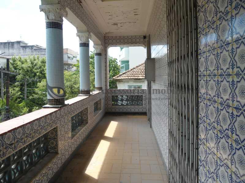 varanda1 - Casa 9 quartos à venda Tijuca, Norte,Rio de Janeiro - R$ 2.900.000 - TACA90002 - 1