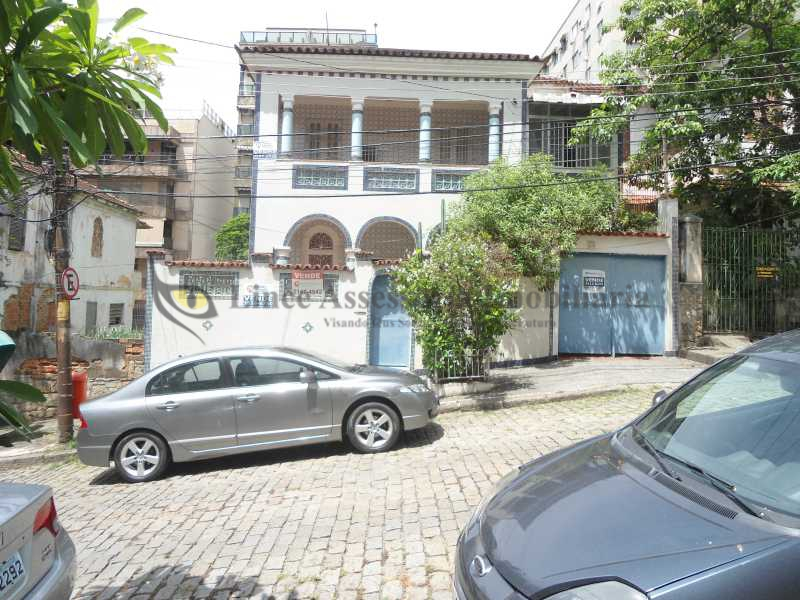 vista de rua 1 - Casa 9 quartos à venda Tijuca, Norte,Rio de Janeiro - R$ 2.900.000 - TACA90002 - 20