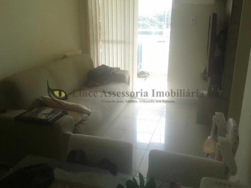 3-Sala-1.2 - Apartamento Rio Comprido, Norte,Rio de Janeiro, RJ À Venda, 3 Quartos, 62m² - TAAP30540 - 5