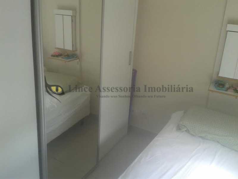9-Quarto-1.2 - Apartamento Rio Comprido, Norte,Rio de Janeiro, RJ À Venda, 3 Quartos, 62m² - TAAP30540 - 9
