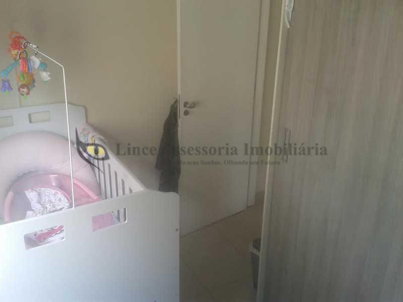 11-Quarto-2.1 - Apartamento Rio Comprido, Norte,Rio de Janeiro, RJ À Venda, 3 Quartos, 62m² - TAAP30540 - 11