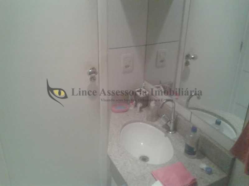 19-Banheiro social-1.3 - Apartamento Rio Comprido, Norte,Rio de Janeiro, RJ À Venda, 3 Quartos, 62m² - TAAP30540 - 19