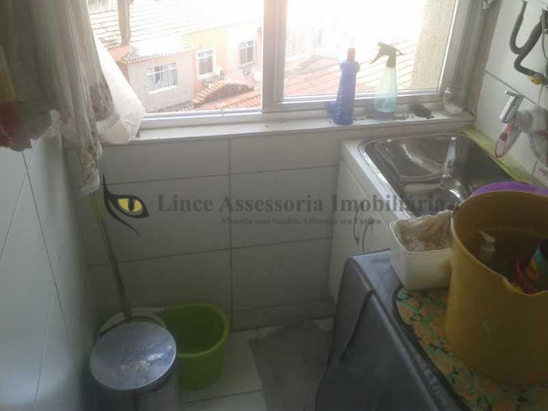 22-área de serviço - Apartamento Rio Comprido, Norte,Rio de Janeiro, RJ À Venda, 3 Quartos, 62m² - TAAP30540 - 22