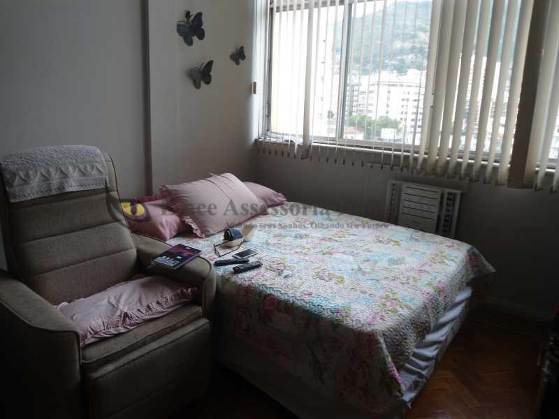 Quarto 1 - Apartamento À VENDA, Tijuca, Rio de Janeiro, RJ - TAAP30548 - 10