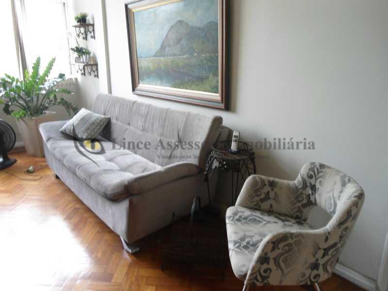 Sala 1_2 - Apartamento À VENDA, Tijuca, Rio de Janeiro, RJ - TAAP30548 - 4