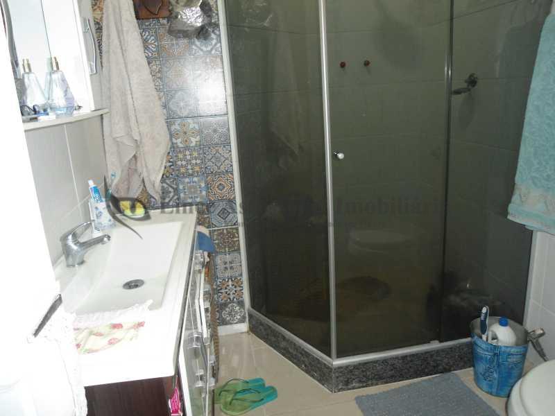 Banheiro_social - Apartamento À VENDA, Tijuca, Rio de Janeiro, RJ - TAAP30548 - 19