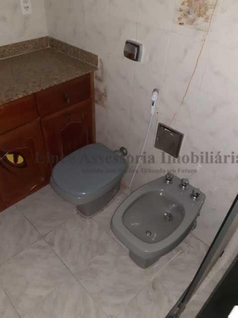 9-banheiro social - Apartamento 2 quartos à venda Andaraí, Norte,Rio de Janeiro - R$ 260.000 - TAAP21000 - 10