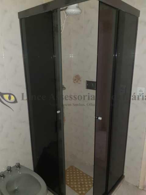 11-banheiro social-1.2 - Apartamento 2 quartos à venda Andaraí, Norte,Rio de Janeiro - R$ 260.000 - TAAP21000 - 12