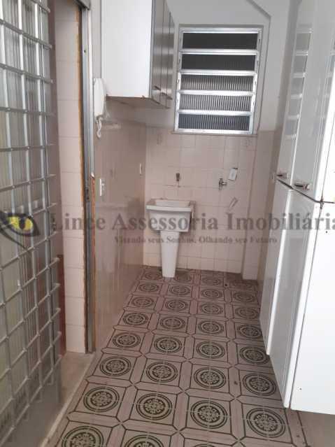 15-área de serviço - Apartamento 2 quartos à venda Andaraí, Norte,Rio de Janeiro - R$ 260.000 - TAAP21000 - 16
