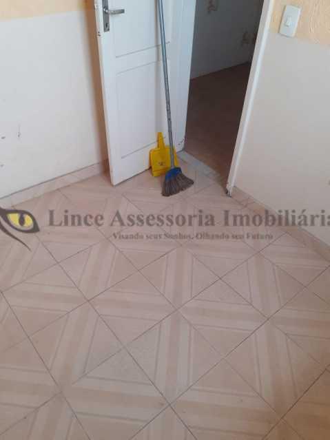 17-quarto de empregada. - Apartamento 2 quartos à venda Andaraí, Norte,Rio de Janeiro - R$ 260.000 - TAAP21000 - 18