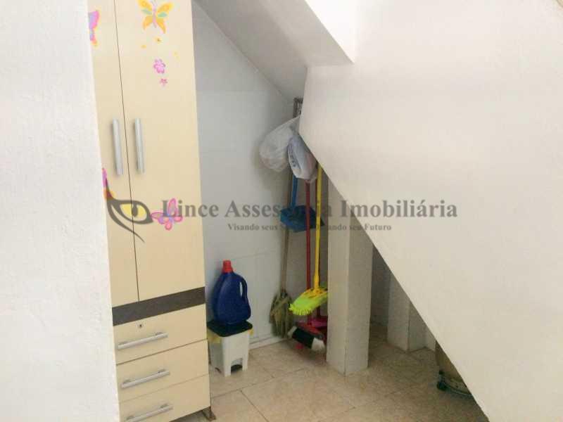 ÁREA LIVRE 1.1 - Casa de Vila 3 quartos à venda Quintino Bocaiúva, Rio de Janeiro - R$ 340.000 - TACV30029 - 29