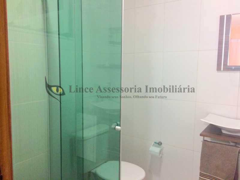 BANHEIRO SUÍTE 1.1 - Casa de Vila 3 quartos à venda Quintino Bocaiúva, Rio de Janeiro - R$ 340.000 - TACV30029 - 15
