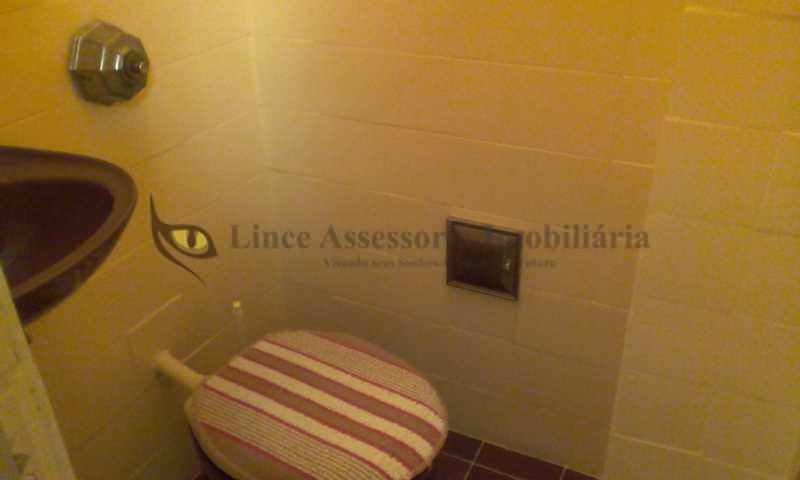 banheiro serviço  - Apartamento 3 quartos à venda Maracanã, Norte,Rio de Janeiro - R$ 630.000 - PAAP30736 - 26