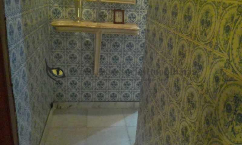 circulação  - Apartamento 3 quartos à venda Maracanã, Norte,Rio de Janeiro - R$ 630.000 - PAAP30736 - 7