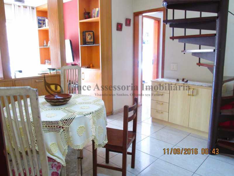 01 sala 1 - Cobertura 3 quartos à venda Grajaú, Norte,Rio de Janeiro - R$ 900.000 - TACO30081 - 1