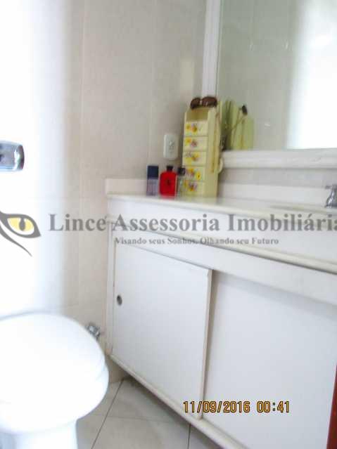 18 banh - Cobertura 3 quartos à venda Grajaú, Norte,Rio de Janeiro - R$ 900.000 - TACO30081 - 18