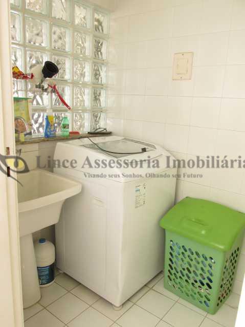 20 lavanderia - Cobertura 3 quartos à venda Grajaú, Norte,Rio de Janeiro - R$ 900.000 - TACO30081 - 20
