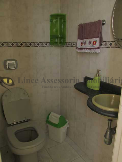 21 lavabo - Cobertura 3 quartos à venda Grajaú, Norte,Rio de Janeiro - R$ 900.000 - TACO30081 - 21