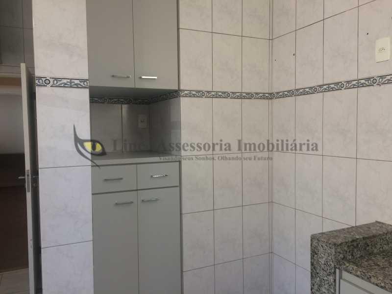19 COZINHA 1.1 - Cobertura Tijuca, Norte,Rio de Janeiro, RJ À Venda, 3 Quartos, 110m² - TACO30083 - 19