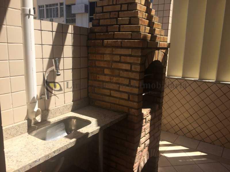 23 CHURRASQUEIRA 1.2 - Cobertura Tijuca, Norte,Rio de Janeiro, RJ À Venda, 3 Quartos, 110m² - TACO30083 - 23