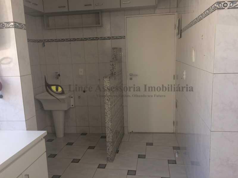 30 ÁREA DE SERVIÇO 1.1 - Cobertura Tijuca, Norte,Rio de Janeiro, RJ À Venda, 3 Quartos, 110m² - TACO30083 - 30