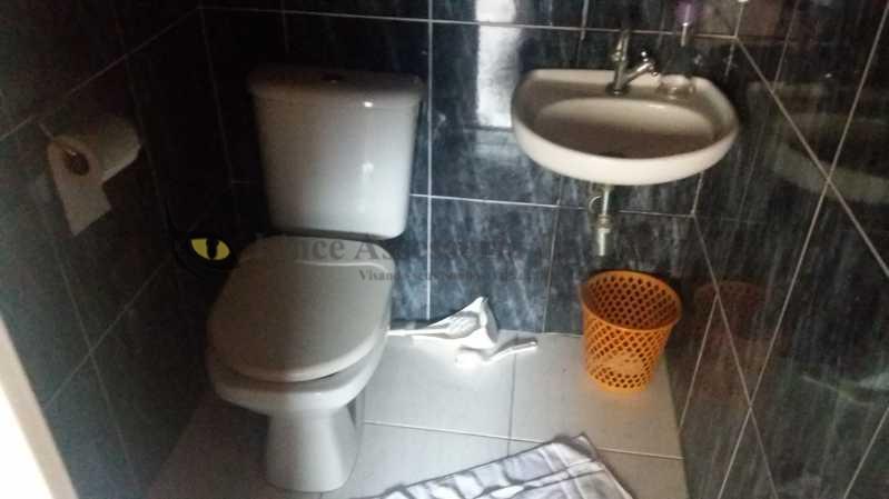 Banheiro 2º andar - Casa de Vila 3 quartos à venda Vila Isabel, Norte,Rio de Janeiro - R$ 650.000 - TACV30032 - 24