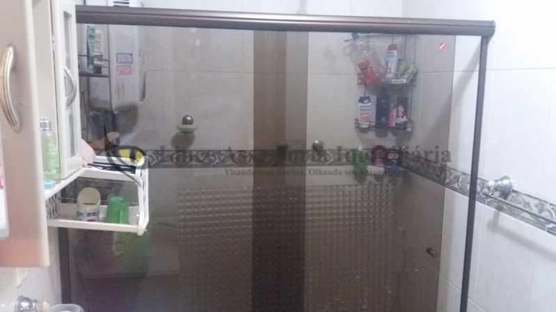 Banheiro social - Casa de Vila 3 quartos à venda Vila Isabel, Norte,Rio de Janeiro - R$ 650.000 - TACV30032 - 11